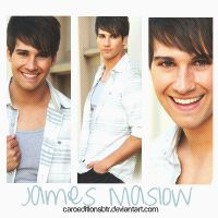 +James Maslow by CaroParalyzedEdition
