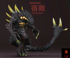 Nemesis- Goddess of Vengence by The-KaijuEnthusiast