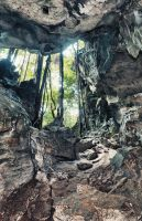 From the cave by MotHaiBaPhoto