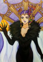Final Fantasy VIII: Edea Kramer by dagga19