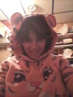 I'm a Tiger meow by MyLoveForYouEternity
