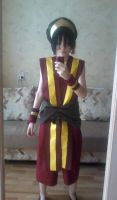 Firenation Toph WIP by TophWei