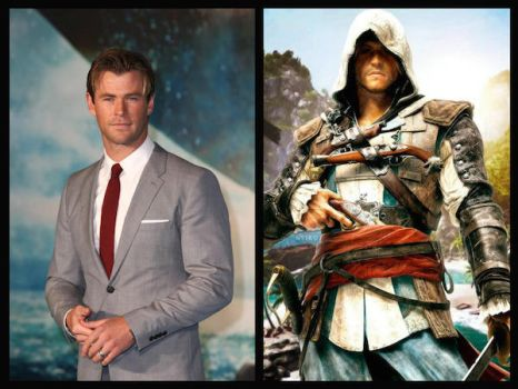 Assassin's Creed Casting - Edward Kenway by Doc0316