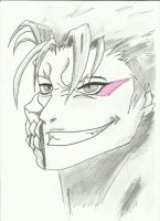 grimmjow by vamp1646