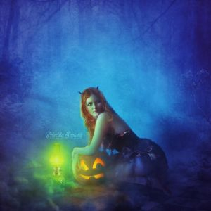 Halloween Night by Pristy
