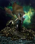 Dragon Queen by robhas1left