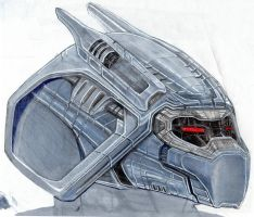 Turrican 5 Full Resolution Design Sketch by Buck-Chow-Simmons
