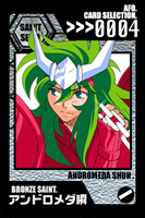 SS Cards - Shun by afo2006