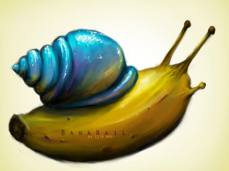 BanaNail by kago-woo