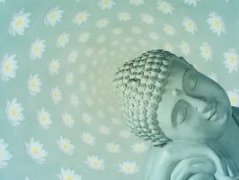 Buddha Lotus Head by hanciong