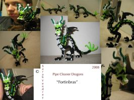 PipeDragon Fortinbras by BloodBass