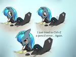 Ctrl+Z All the Things by SilFoe