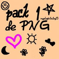 Pack PNG 1 by MyPluginbaby13