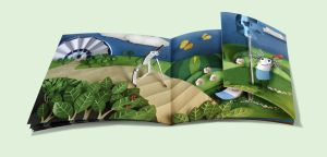 Preview of children book by mirelai