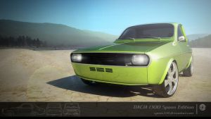 Renault 12 l Dacia 1300 Spoon Edition_2 by spoon334