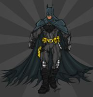 The Dark Knight by ragnarok2k3