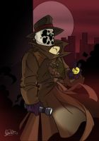 Rorschach by woev