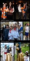 My festival cosplay 2008-2012 by laito-laetus