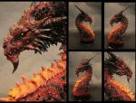 Fire Eternal Dragon by FritoFrito