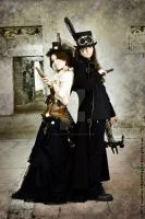 Steampunk Heart II by LipCreativeStudio