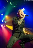 Corey Taylor, Stone Sour by lizzys-photos