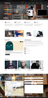 Steelpress - Modern WP Theme by wpthemes