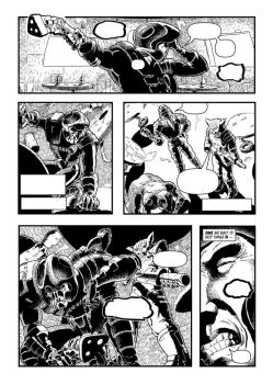 Strontium Dog: Old Friend Pg2 by JimCampbell