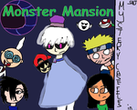 MCF- Monster Mansion Title Card by MJSmoothCriminal999