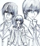 vampire knight fanart by sock8