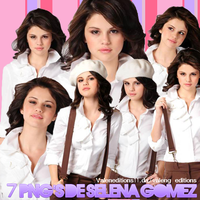 Png's de Selena Gomez by ValenEditions11