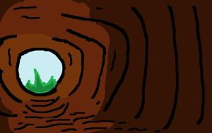 File Through the Cave by ReneeStone