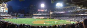 PETCO Park, San Diego by mabbs