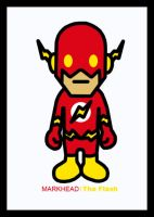 The Flash by Markhead