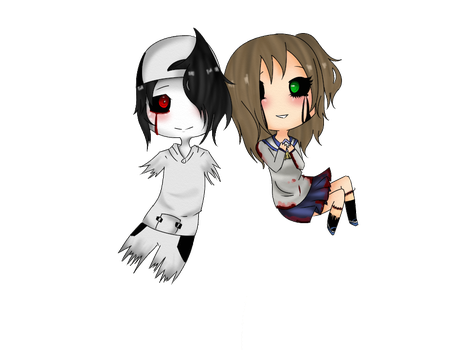 Chibi commission 03 by Magly-Sama