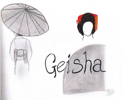 Geisha for vicky by longlostturk