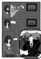 Slenderman comic page sixteen by Orsum