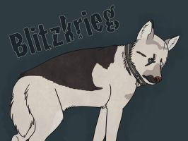 .Blitzkrieg. by Mustang-Heart