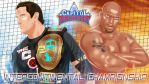 CAPITOL PUNISHMENT - IC match by Roselyne777