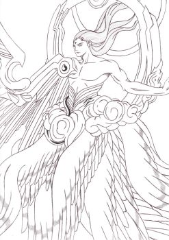 SaferSephiroth ( not finish ) by squallcloud66 by squallcloud66