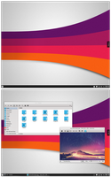 Colorful KDE by kexolino