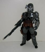 Custom Mandalorian Commando by A-J-M-74