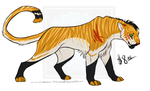 [Cash Adopt] - Liger SOLD by Linkaton