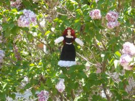 Floating in Lilacs by onlyRa