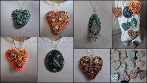 Pendants by MrsEfi