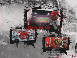 Kenny Guiton Wallpaper by KevinsGraphics