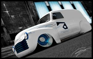 1954 Chevrolet Suburban by remingtonbox