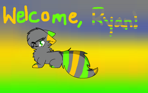 WELCOME TO DEVIANTART!!! by xXPastelWishesXx
