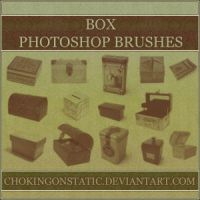 box brushes by chokingonstatic