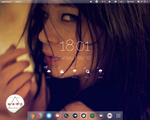 #gnome 3.12 on #archlinux by Localizator