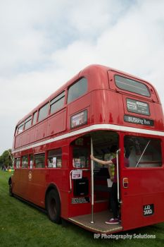 Brentford Festival - 004 - The BUSking Bus by dea1h